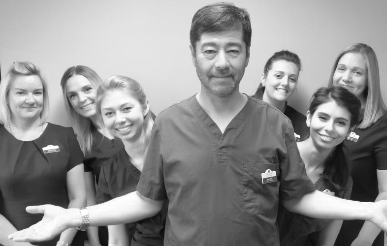 New Street Dental Care in Andover team members